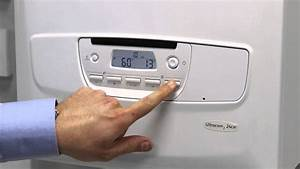 Adjust The Heating  U0026 Hot Water Of A Glow