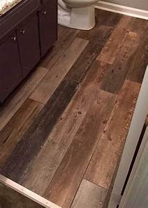 barnwood grey colored tile from lowes home renovations With barnwood flooring lowes