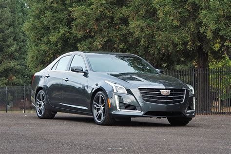 Cadillac Cts V Sport Review by 2017 Cadillac Cts V Sport Underdog Against The European