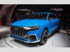 Audi Q8 Concept Hybrid SUV NAIAS 2019 Release Date and