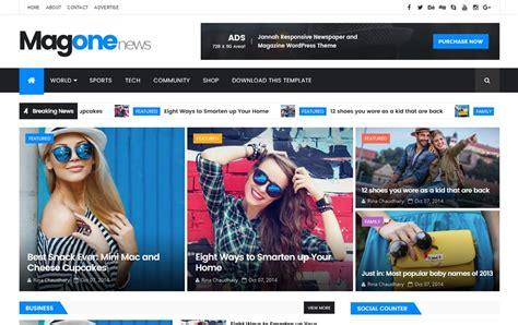 300+ Best Free Responsive Blogger Templates 2019 » Css Author
