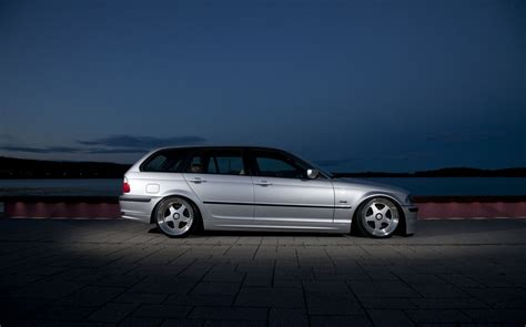 stanced bmw  touring  cars  love