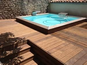 Pool Mit Holz : poolumrandung kebony bs holzdesign ~ Orissabook.com Haus und Dekorationen