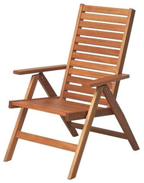 196 pplar 214 reclining chair scandinavian outdoor lounge