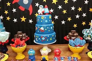 Space Astronaut Birthday Birthday Party Ideas | Photo 1 of ...