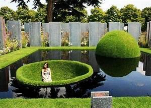 Kleine Gartenteiche Beispiele : 12 gartenteich bilder beispiele gew hren sch nheit f r den garten ~ Whattoseeinmadrid.com Haus und Dekorationen