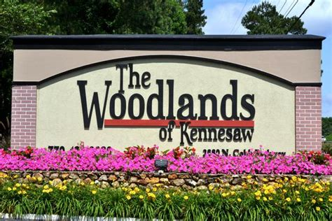 woodlands  kennesaw directory mobile home park
