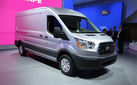 2014 Ford Transit  2013 Detroit Auto Show  Motor Trend