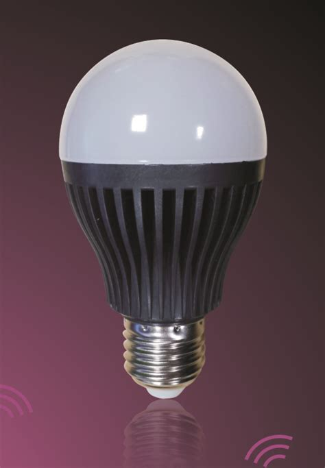 led dimmable rf wifi light bulb white