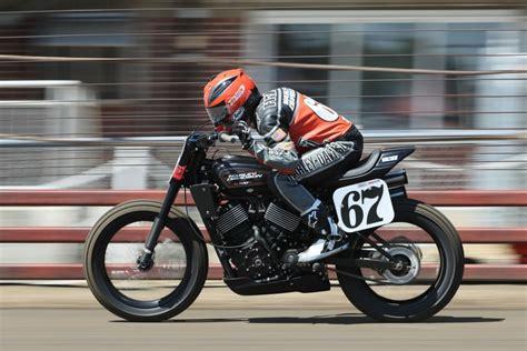 Harley-davidson Flat-track