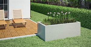 Hochbeet ganz einfach selber bauen obi gartenplaner for Garten planen mit pflanzkübel holzoptik