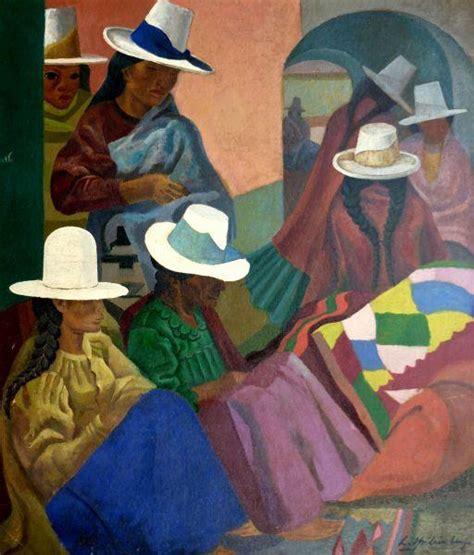 pinturas de cholitas bolivianas imagui