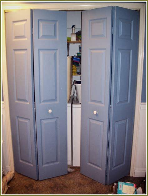 closet bifold doors closet  home design ideas