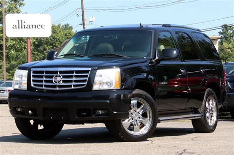 2006 Cadillac Escalade For Sale by 2006 Cadillac Escalade For Sale In Middleton Ma 01949