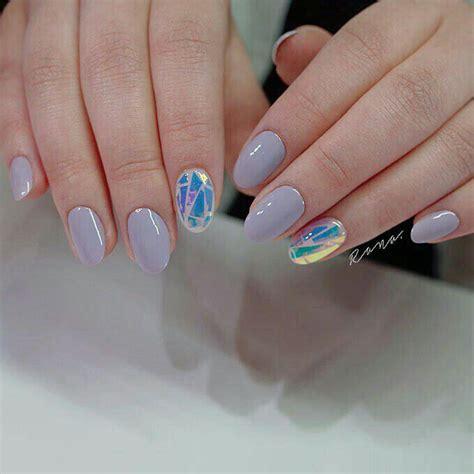 Korean nail Korean art   Asian nails, Korean nails, Korean ...