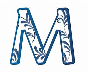 130 best images about m is for mary on pinterest With porcelain letters alphabet