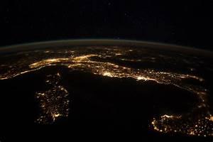 European Panorama (NASA, International Space Station, 01 ...