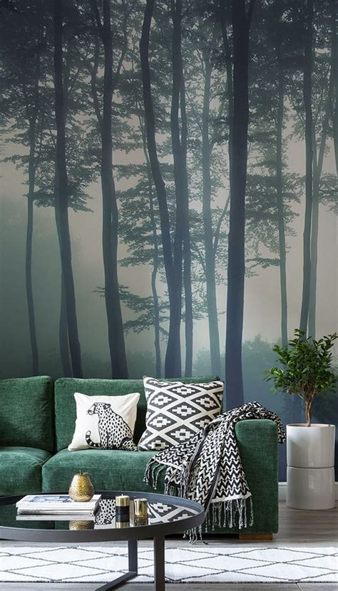 10 Living Room Designs With Wall Murals by Best 25 Wall Murals Ideas On Wall Murals