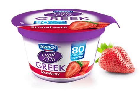 light and fit greek yogurt nutrition light fit greek strawberry dining