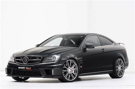 Brabus Bullit 800 Coupe Photo Gallery Autoblog