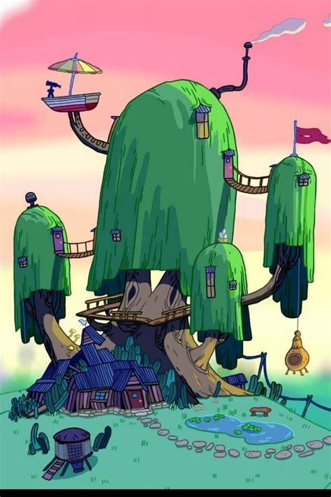 Adventure Time Anime Wallpaper Hd - adventure time treehouse wallpaper hd wallpaper