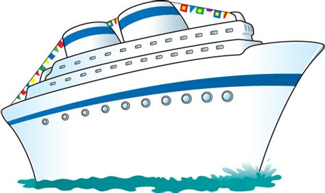 Ship Animation by Animated Cruise Ship Clipart