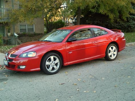 2004 Dodge Stratus Coup Rt Related Infomation