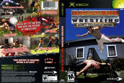Backyard Wrestling « Iso 4players Games Direct Download