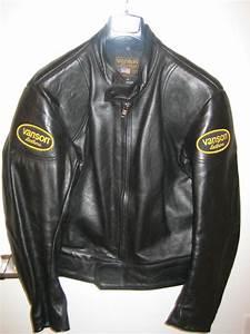 Like, New, Vanson, Leather, Jacket, Sz, 46