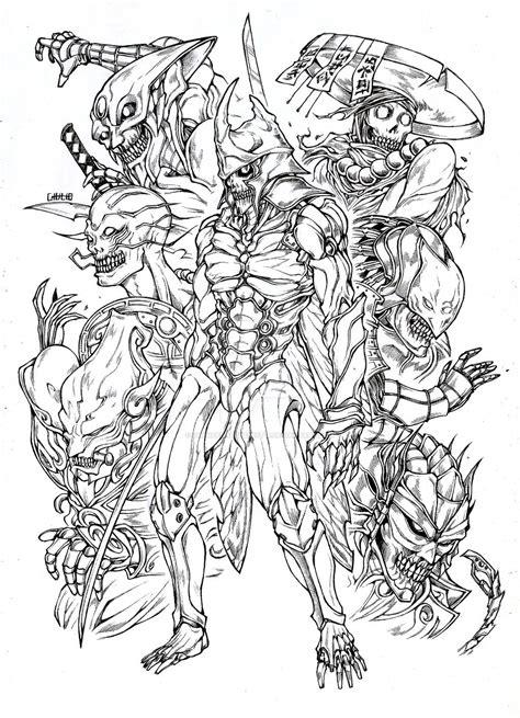 Yoshimitsu Tekken By Thunderalchemist18 Yoshimitsu