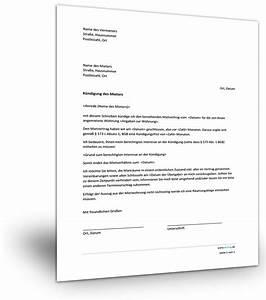 Was Beinhalten Nebenkosten : k ndigung mietwohnung vermieter mieter muster download ~ A.2002-acura-tl-radio.info Haus und Dekorationen