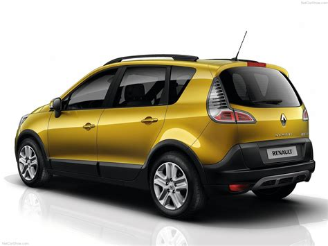 Renault Scenic 22 Cool Car Hd Wallpaper