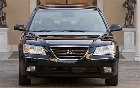 2010 Hyundai Sonata Gas Tank Size Specs