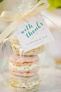 macaron wedding favors 25 best ideas about macaroon wedding favors on gold macaron wedding favours