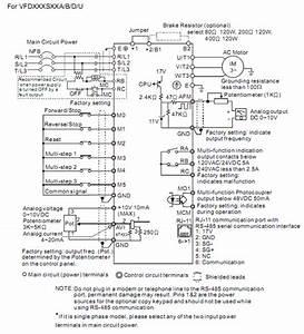 Delta Inverter Vfd Drive Vfd007s21a 1phase 220v 0 75kw 1hp 1