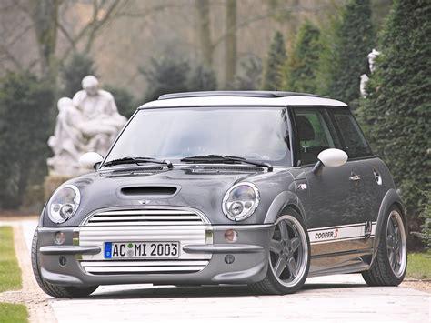 2003 AC Schnitzer Mini Cooper S - HD Pictures ...