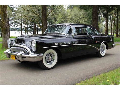 1954 Buick Roadmaster Riviera Hardtop. Factory A/c! For