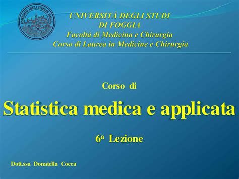 dispense università statistica tavole statistiche dispensa dispense