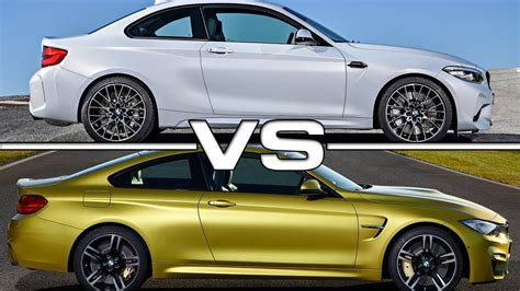 2019 bmw m2 competition 2018 bmw m4 technical