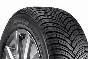 Michelin Crossclimate : michelin crossclimate a new type of tire automobile magazine ~ Medecine-chirurgie-esthetiques.com Avis de Voitures
