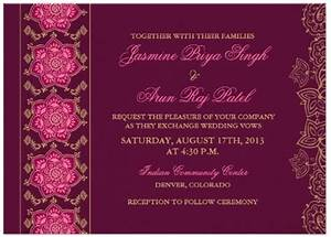 wedding invitation wording etiquette indian wedding With indian wedding invitation word format