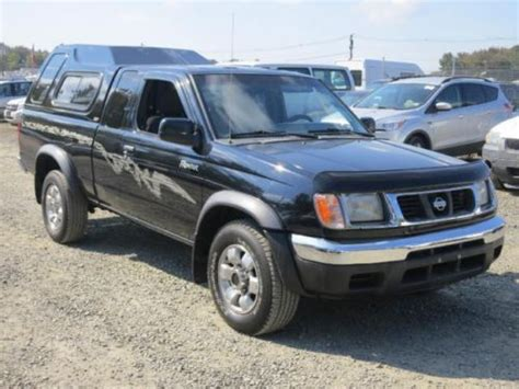 how it works cars 1998 nissan frontier spare parts catalogs buy used 1998 nissan frontier se king cab 4 cylinder 4x4 5 speed manual pickup truck cap in