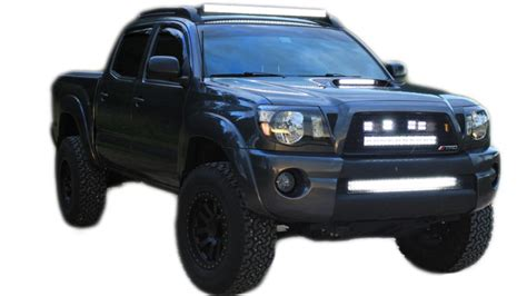 tacoma led light bar 2018 best led light bars for toyota tacoma