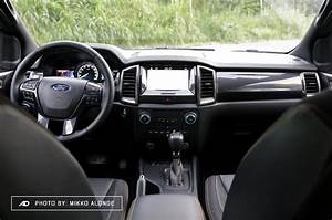 2019 Ford Ranger Wildtrak 2 0 Single-Turbo Interior and