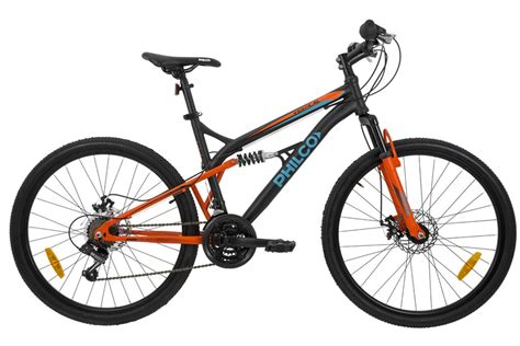 Bicicleta Mountain Bike Vertical Rodado 26 Philco A $7999