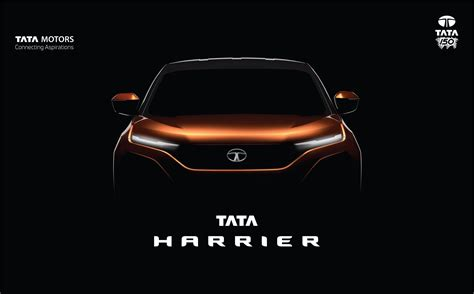Official! Tata Announces 'harrier' As Production Name Of