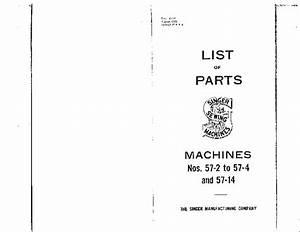 57-14 Manuals