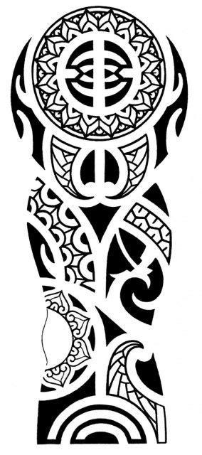 18+ New Hawaiian Tattoo Designs