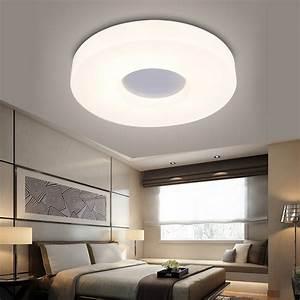 V led ceiling lights modern hallway flush mounted