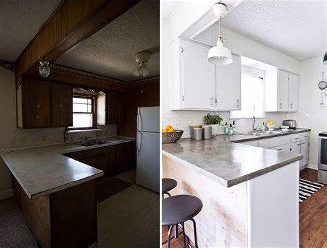decoration cuisine rénovation cuisine avant après